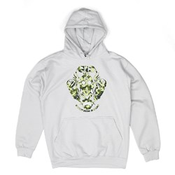 G13 Labs Camo Logo Hoody - Light Grey